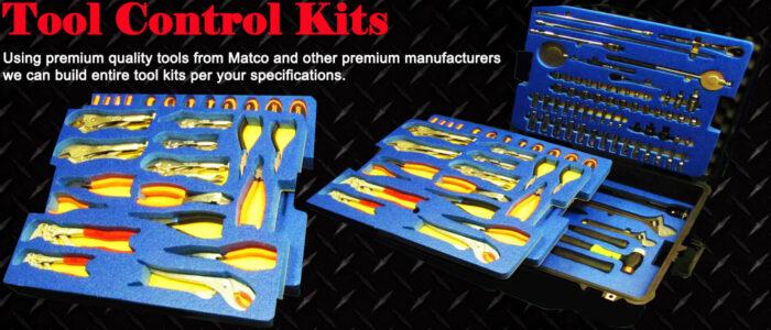 Tool Kit Foam